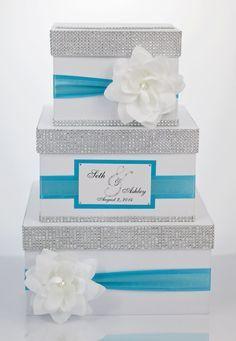 Card Box Wedding Box Wedding Monei Iy Box 3 Tier By