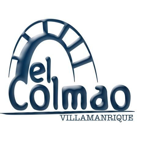 Logo El Colmao #comarcadedonana #villamanrique #copas #cafe #historia #vino #actuaciones