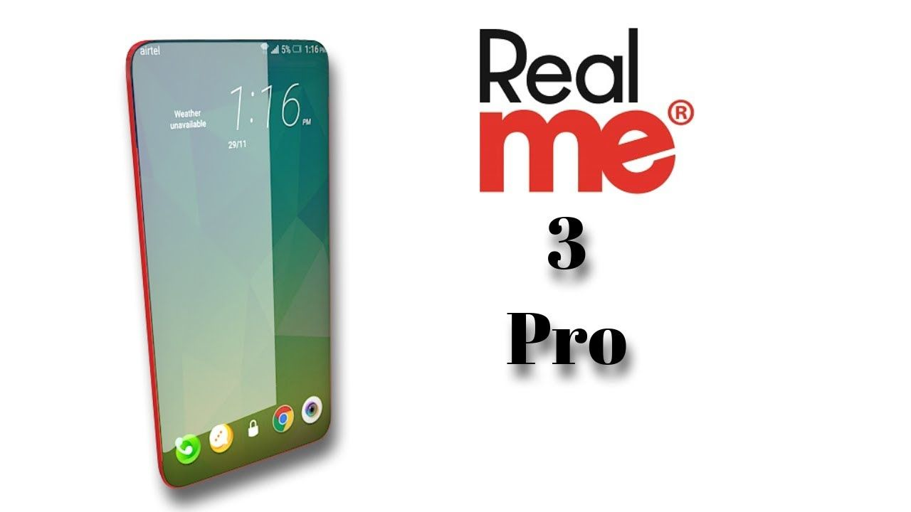 Realme 3 Pro First Look - Release Date, Price