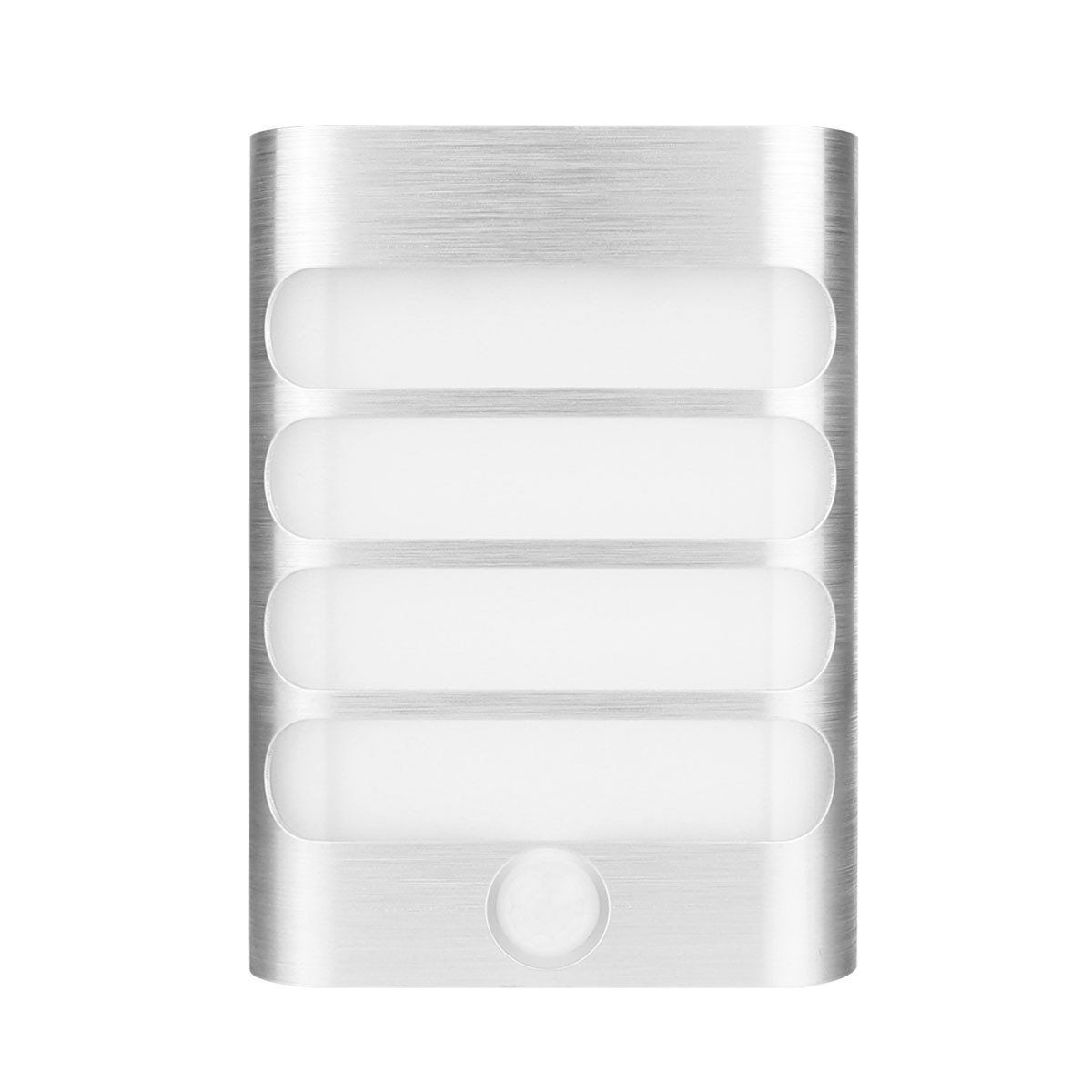 Rechargeable Motion Sensor Led Wall Lamp Wireless Warm White Night Light Auto On Off For Hallway Pathway Staircase Wall Deco Escalier Led Deco