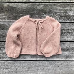 Photo of Audrey Cardigan – norsk – knittingforolive.com