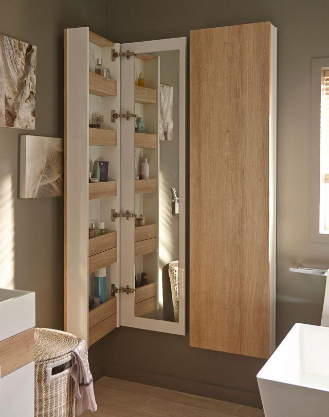 Miroir salle de bains : nos conseils pour bien le choisir ...