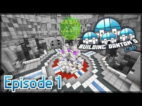 Building Dantdm S Lab 1 Administration Desk Youtube