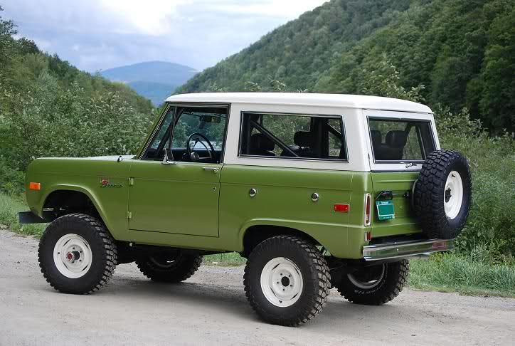 Lifted Uncut Early Bronco Perfect More