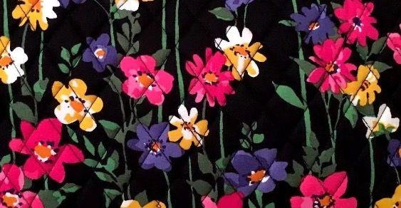 Wildflower Vera Bradley f95ff15896761