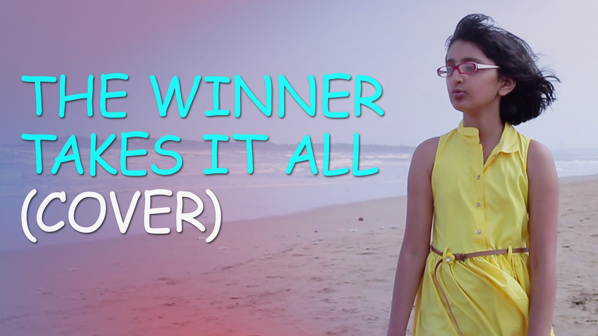 Abba The Winner Takes It All Cover By Aditi Iyer Music Book