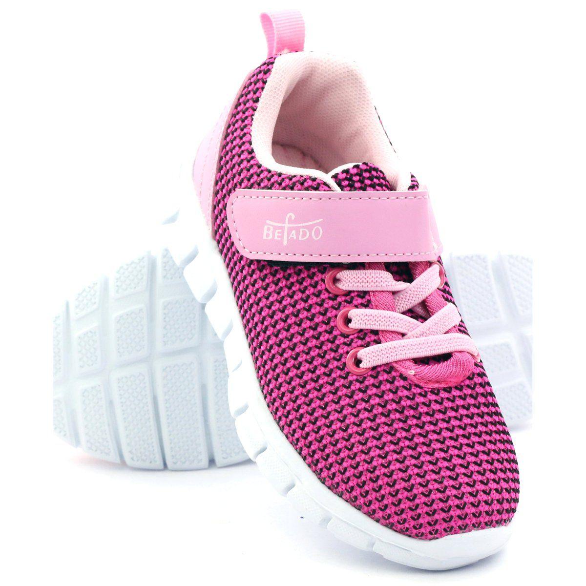 Sportowe Na Rzep Befado 516x011 Rozowe Baby Shoes Shoes Fashion
