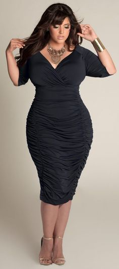 cutethickgirls ladies plus size dresses (28) #plussizedresses