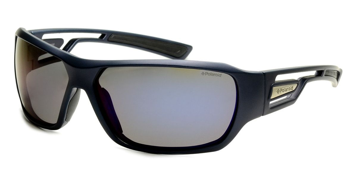 679775b4e7 Polaroid P7401 sport sunglasses with polarized lenses and ergonomical frame  for a perfect fit.