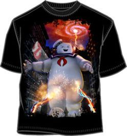 Stay Puft Marshmallow Man T-Shirt | MonsterMarketplace.com