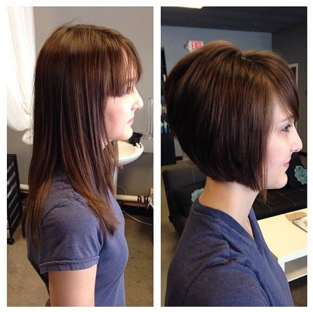 30 Latest Chic Bob Hairstyles For 2021 Pretty Designs Hair Styles Bob Hairstyles Long Bob Hairstyles