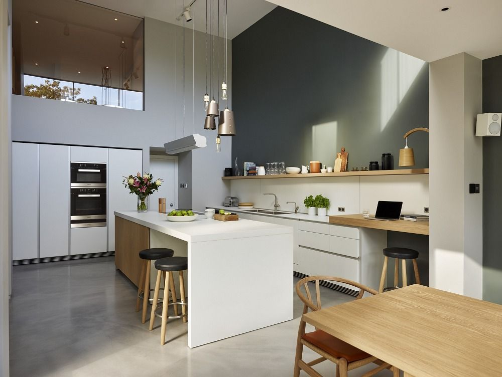 Kitchen Architecture - Home - Light filled family home ...