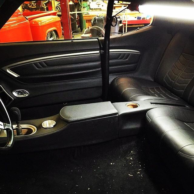 Fesler Built On Instagram Great Build By Djdesigns Using Fesler Door Panels And Handles Feslerfan Custom Car Interior Custom Center Console Car Upholstery