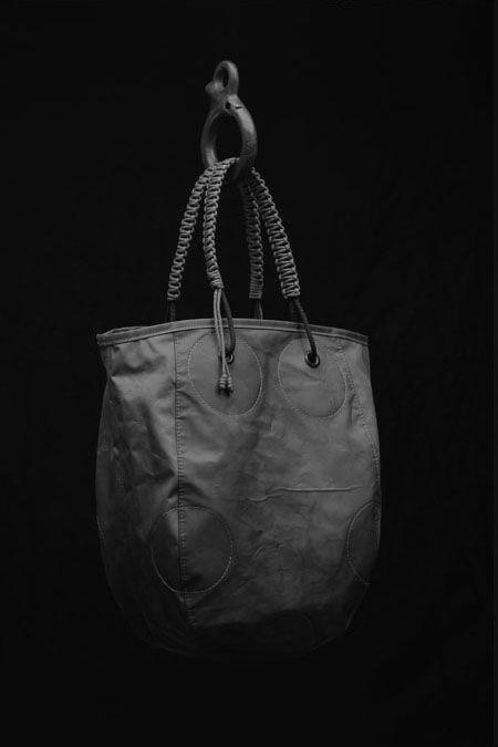 Red Flag Design Bags Handmade Leather Wallet Bags Designer