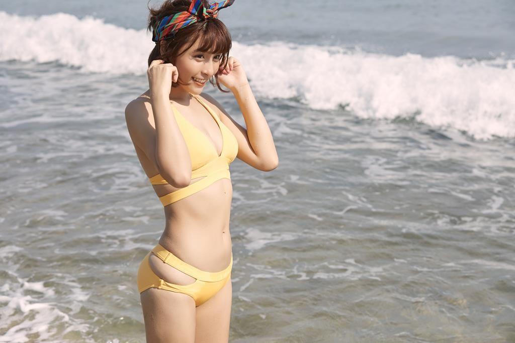 「チュンチュン 台湾水着」の画像検索結果