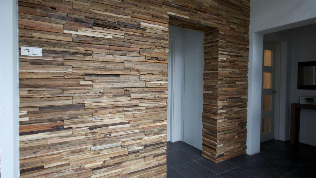 Attraktiv Holz Wandverkleidung Im Durchgang 1.024×576 Pixel