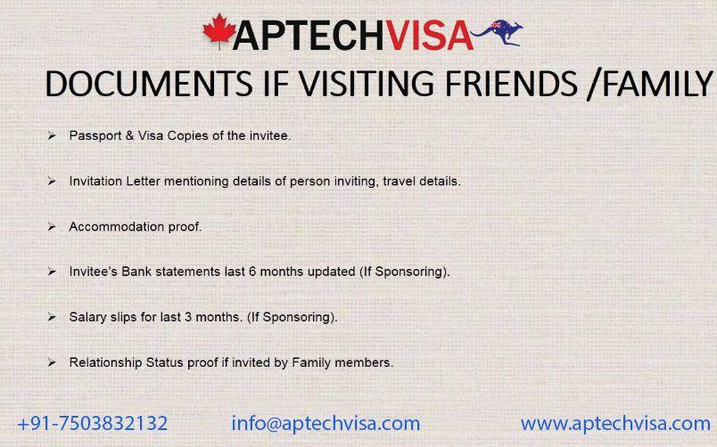 Canada Tourist Visa And Visitor Visa Requirements Canada Tourist Tourist Visa