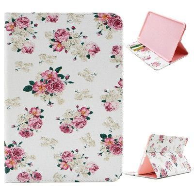 """Pattern Type: Floral Style: Fashion Type: Protective Shell/Skin Feature: Drop resistance,Anti-Dust Material: Leather Package: Yes Length: 20.1 cm Application Laptop Size: 7.9"""" Width: 13.7 cm Compatibl"""
