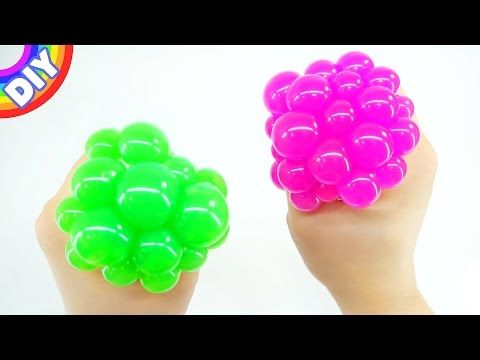how to make a slimeball in minecraft. How To Make Squishy Mesh Slime Ball Stress - YouTube A Slimeball In Minecraft R