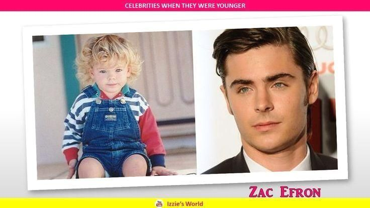 #celebrity    #celebrities    #thenandnow    #beforeandafter   #When   #They  ✅ Celebrities When They Were Younger - Then and Now Compilation   Zac Efron   Izzie's World