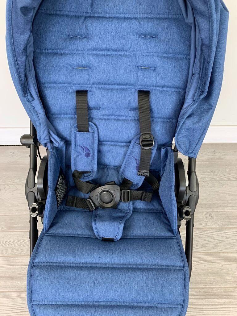 12++ City tour stroller car seat adapter info