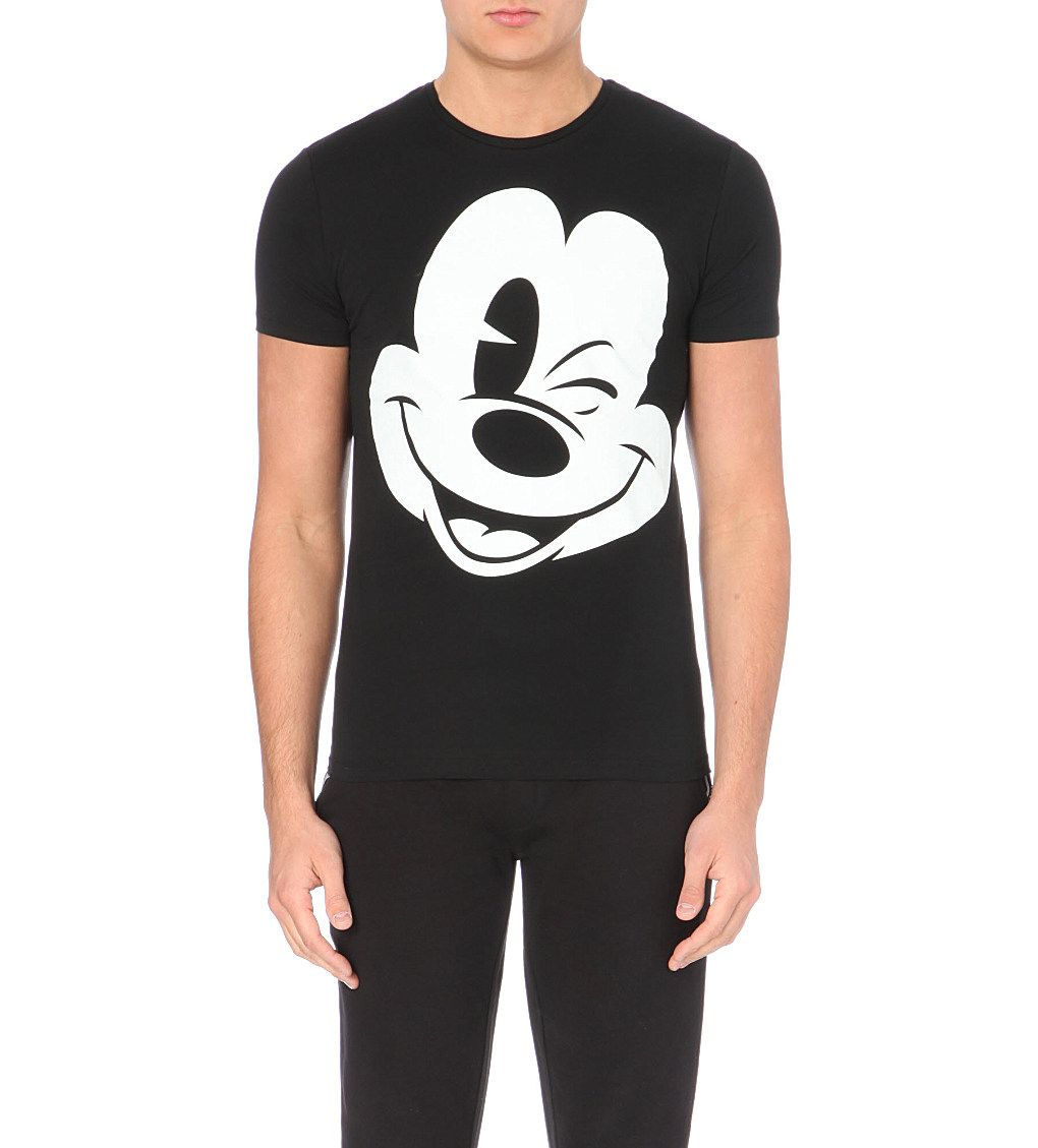 ICEBERG - Large Mickey Mouse t-shirt - that should be mine ... 6d184ef78