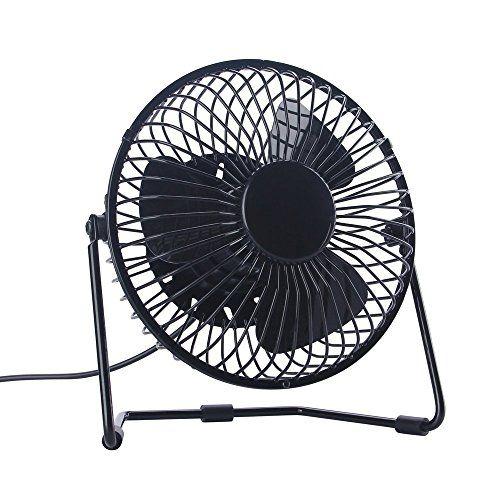 Small Desk Fan Mini Usb Table Fan Personal Quiet For Home Http A Co 91takmn Small Desk Fan Desk Fan Small Fan