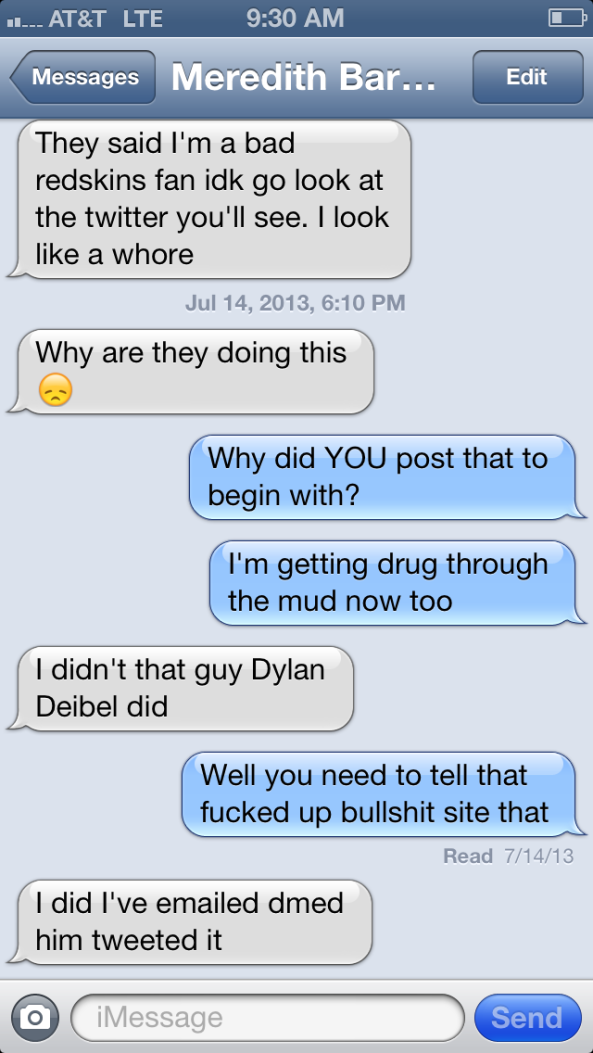 Sexting conversations to a guy