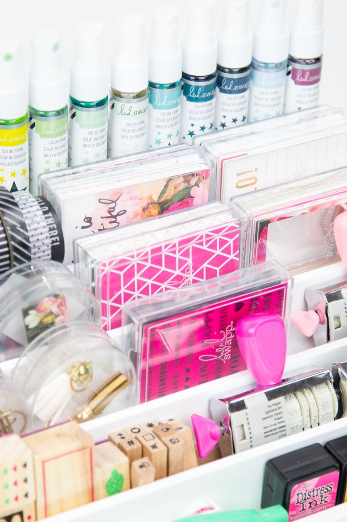 picture about Planner Supplies named Continue to keep your planner components recognizable and available and youll
