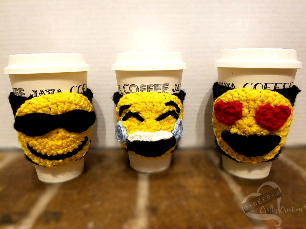 Emoji Coffee Cup Cozy Pinterest Coffee Cup Cozy Coffee Cup And