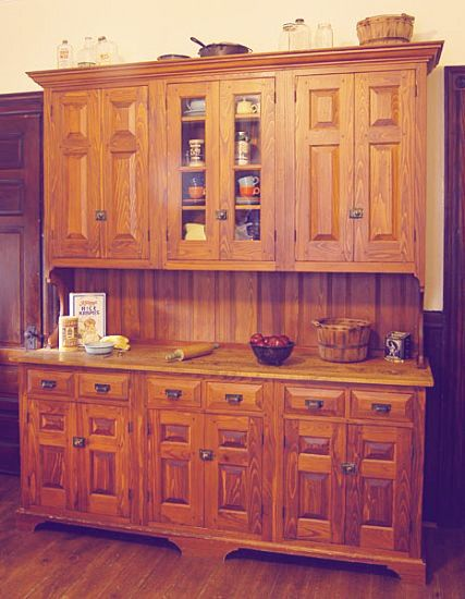 Victorian Pantry Style Kitchen | Kitchen cabinets for sale ...