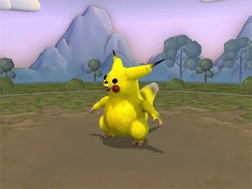 spore pikachu | spore_pikachu