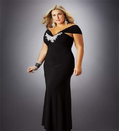 Dresses for Heavier Women | ... and Fat Women photos Best ...
