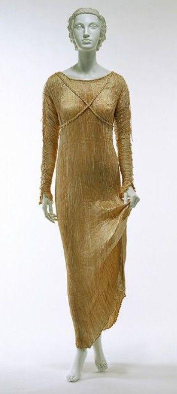 Fortuny - Robe de soirée - 1920.
