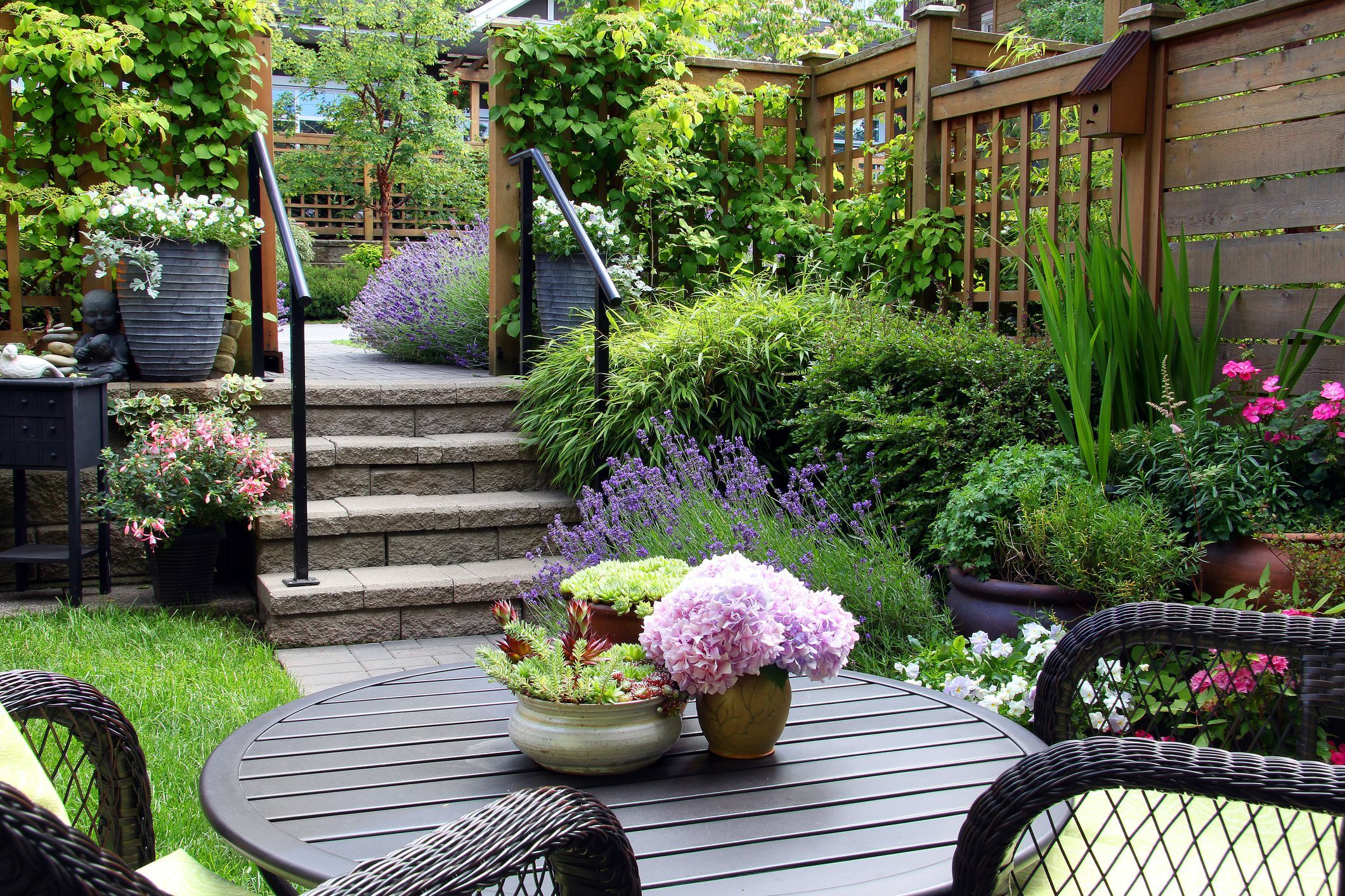 10 Small Garden Design Ideas From Gardeners World S Joe Swift Small Yard Landscaping Small Garden Design Backyard Landscaping Designs