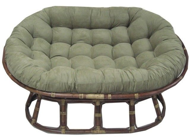 Oversize Double Papasan Chair Cushion Products Pinterest