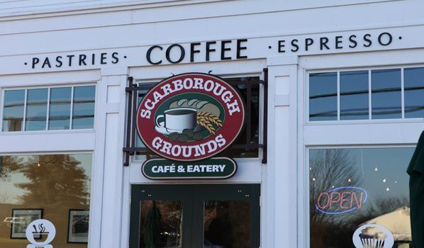Home Scarborough Grounds Coffee Shop Scarborough Maine Living