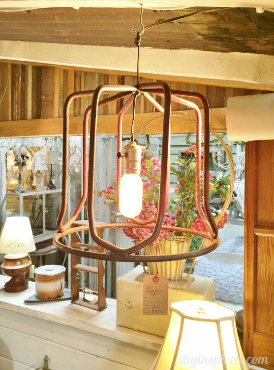 Upcycling and Repurposing Ideas for Lighting