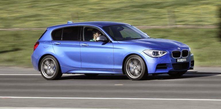 BMW M135i Galleries VS Mercedes-Benz A45 AMG Galleries