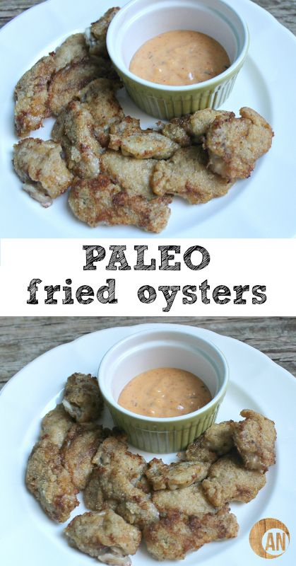 Paleo Fried Oysters Ancestral Nutrition Fried Oysters Ancestral Nutrition Oyster Recipes