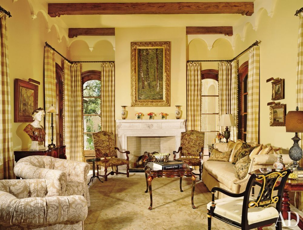 Traditional Living Room By William W Stubbs And William W Stubbs