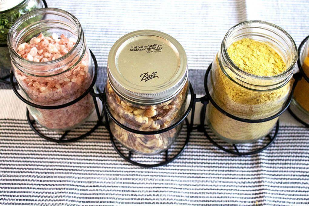 DIY Mason Jar Table Centerpieces #walnutsnutrition DIY Mason Jar Table Centerpieces sarahkayhoffman.com Himalayan salt, raw walnuts, nutritional yeast #diy #masonjar #healthylifestyle #walnutsnutrition DIY Mason Jar Table Centerpieces #walnutsnutrition DIY Mason Jar Table Centerpieces sarahkayhoffman.com Himalayan salt, raw walnuts, nutritional yeast #diy #masonjar #healthylifestyle #walnutsnutrition DIY Mason Jar Table Centerpieces #walnutsnutrition DIY Mason Jar Table Centerpieces sarahkayhoff #walnutsnutrition