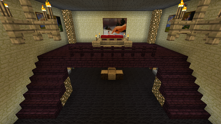 Bedroom Ideas Minecraft minecraft bedroom decoration ideas | minecraft seeds for pc, xbox