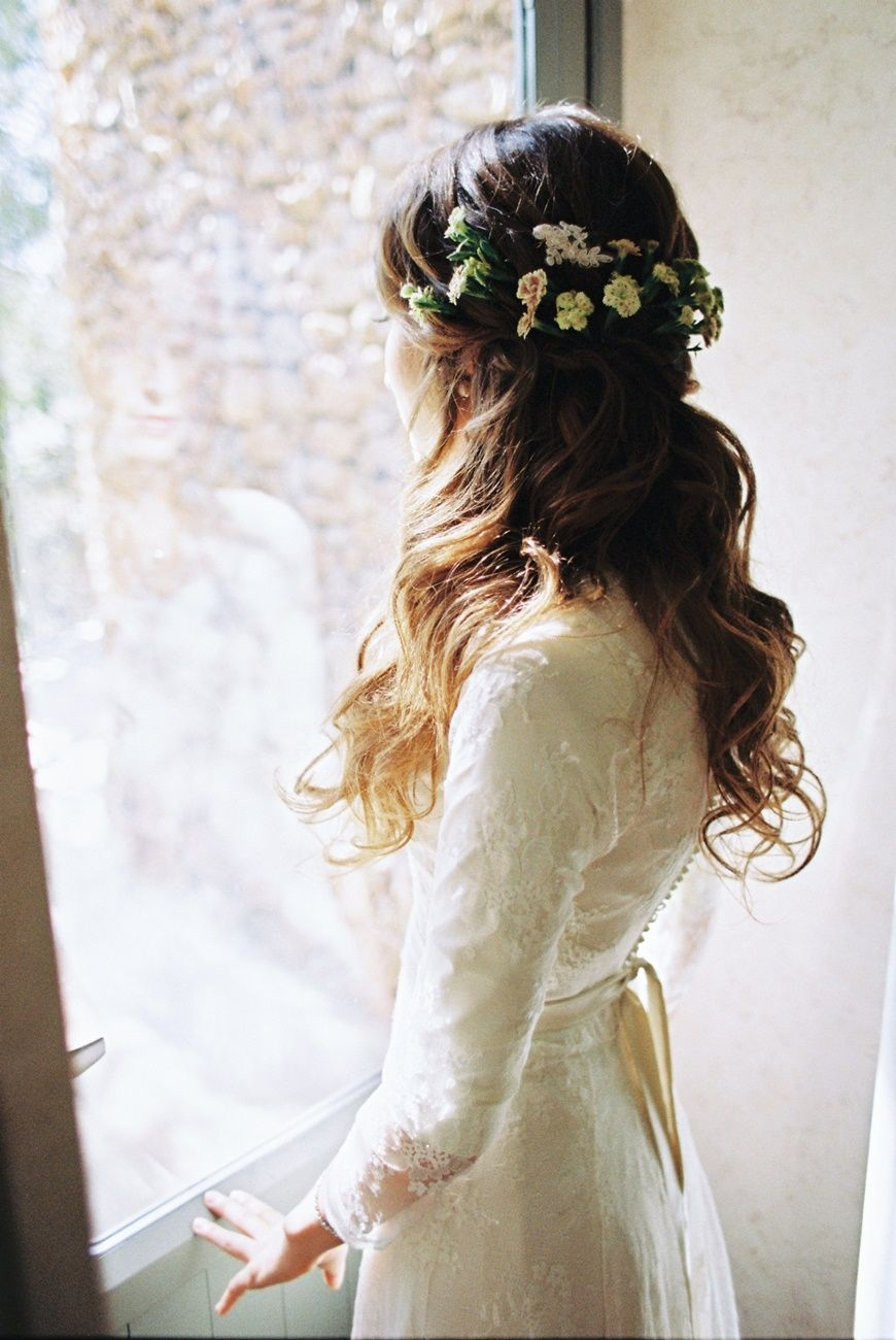 beautiful jenna | bridal gowns | wedding hairstyles, wedding