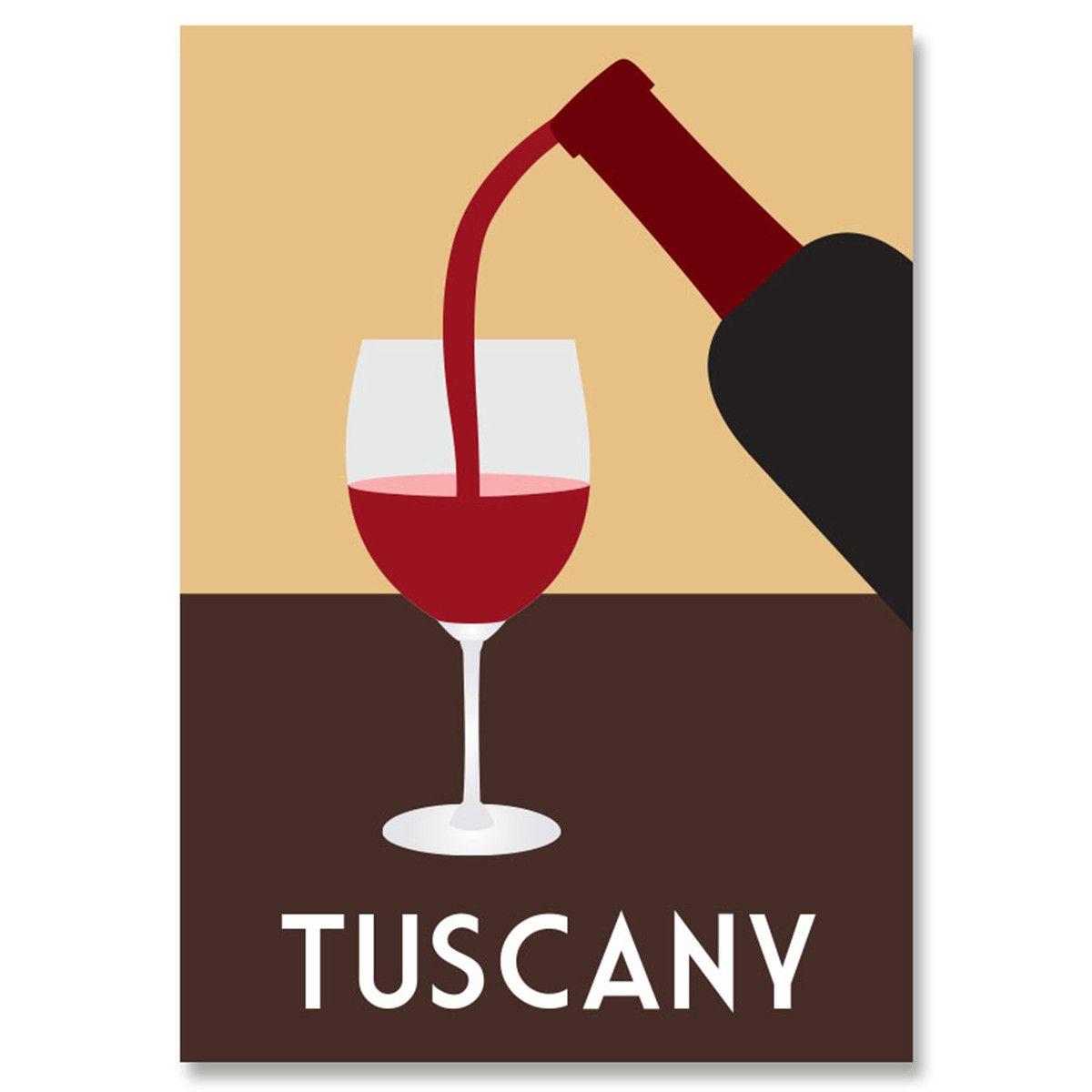 Tuscany Print | Italian Themed Gifts | Pinterest | Tuscany