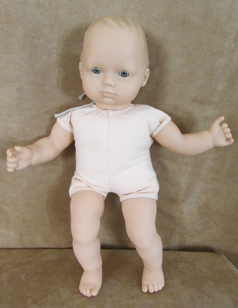 American Girl Bitty Baby Doll with Romper made by Pleasant  Company