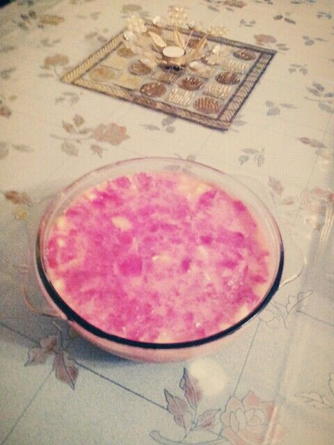 Pudding!!