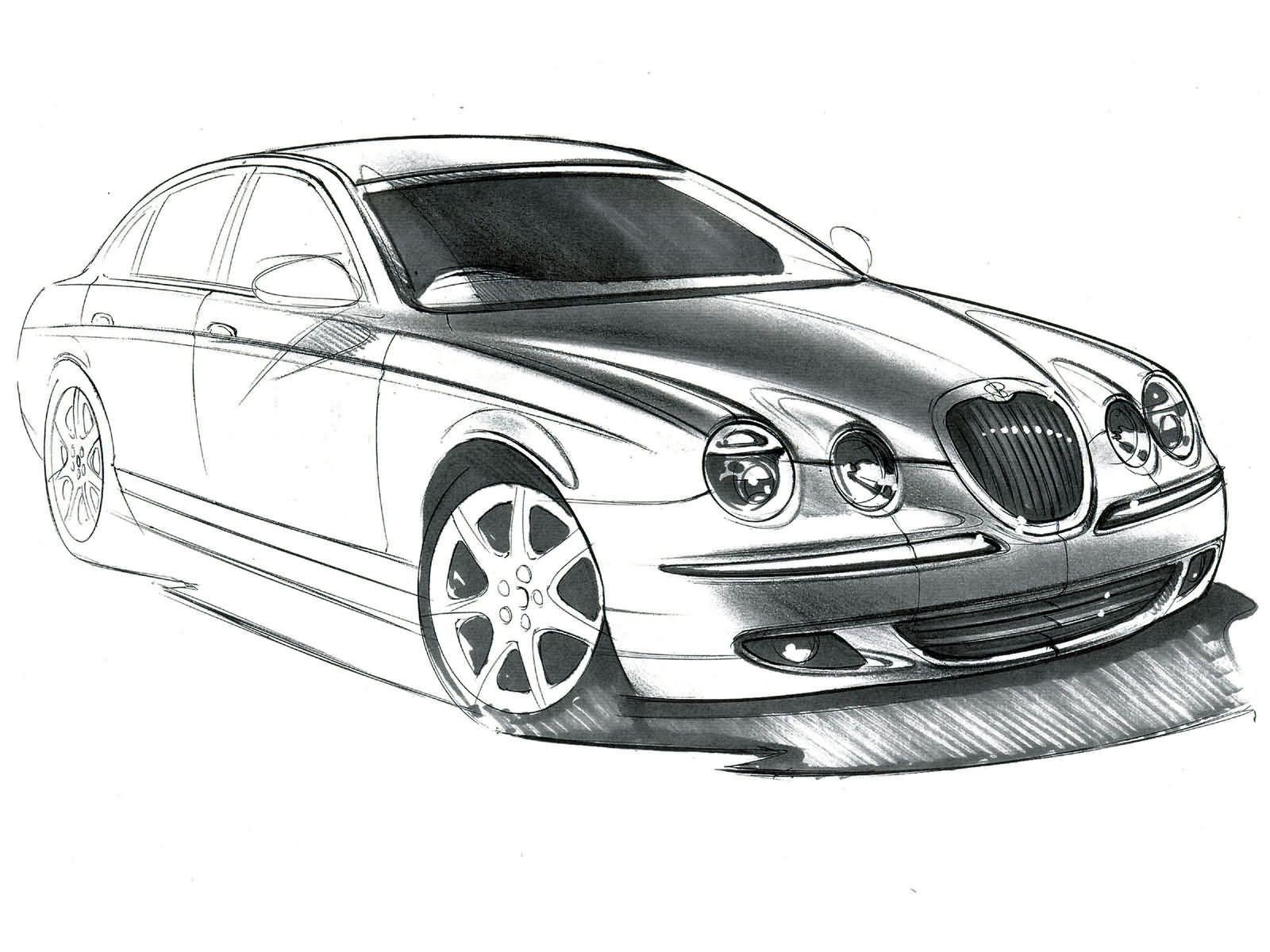 2006 jaguar s type r picture doc97789