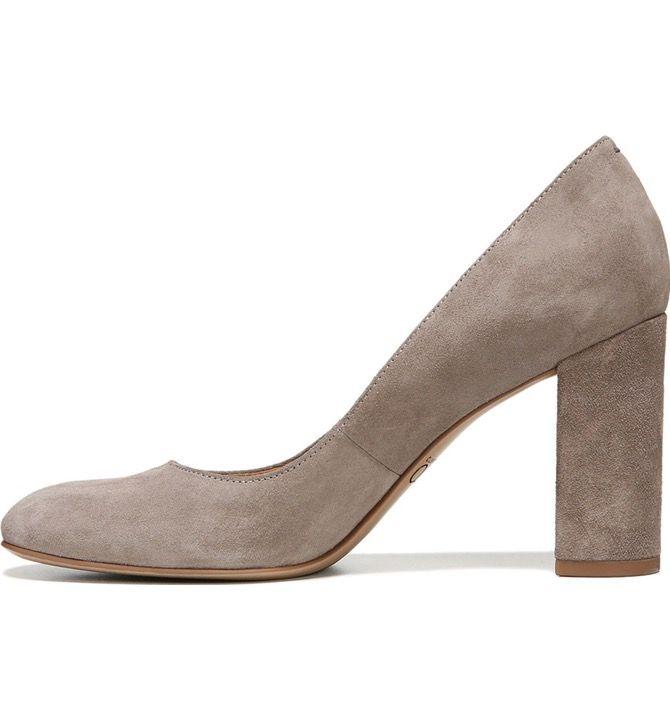 cc753b653d8 Aziza block heel pump franco sarto block heels and pumps jpg 670x720 Aziza  block
