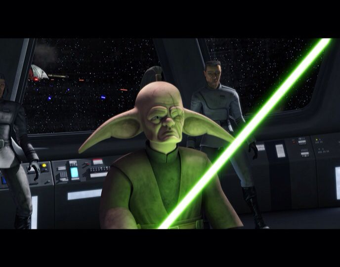Even Piell was a long-lived Lannik Jedi Master who served on the Jedi High Council during the waning days of the Galactic Republic. A native of the war-torn planet Lannik, he was taken from poverty and trained as a Jedi Knight at a young age, proving to be a fierce warrior and talented Force-user. He became a Master and was given a long-term seat on the Jedi Council. Piell occasionally served with the Palace Guard of his species's prince and foiled an assassination attempt on the prince—at…